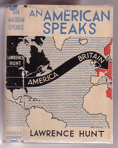 Image for An American Speaks
