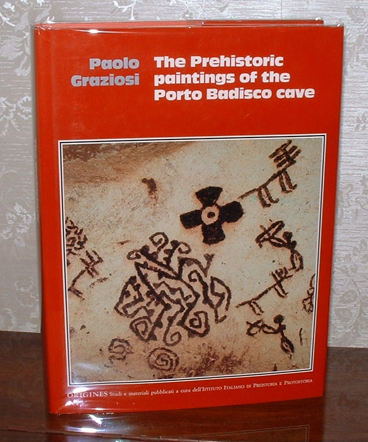 Image for The Prehistoric Paintings of the Porto Badisco Cave