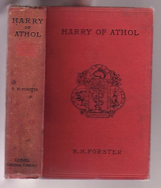 Image for Harry of Athol