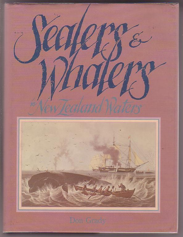 Image for Sealers and Whalers in New Zealand Waters