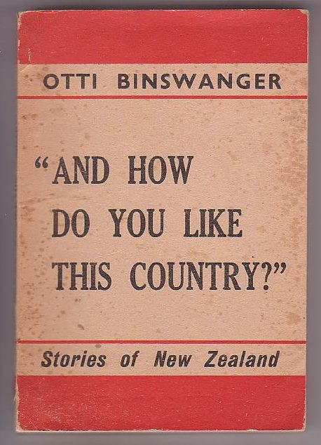 "Image for ""And How Do You Like This Country?"": Stories of New Zealand"
