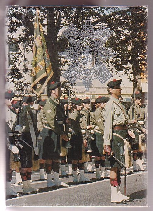 Image for A History of Second Battalion New Zealand Scottish