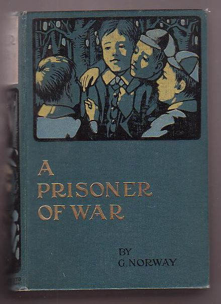 Image for A Prisoner of War: A Story of the Time of Napoleon Bonaparte