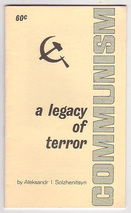 Image for Communism: A Legacy of Terror