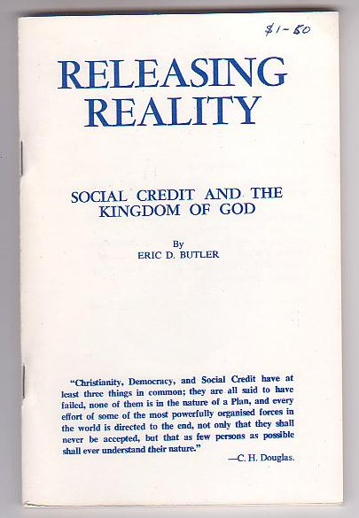 Image for Releasing Reality: Social Credit and the Kingdom of God