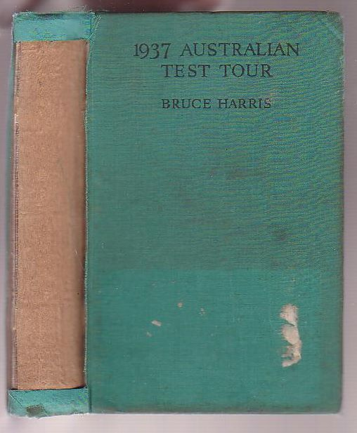 Image for 1937 Australian Test Tour