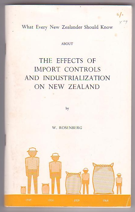 Image for What Every New Zealander Should Know About The Effects of Import Controls and Industrialization on New Zealand
