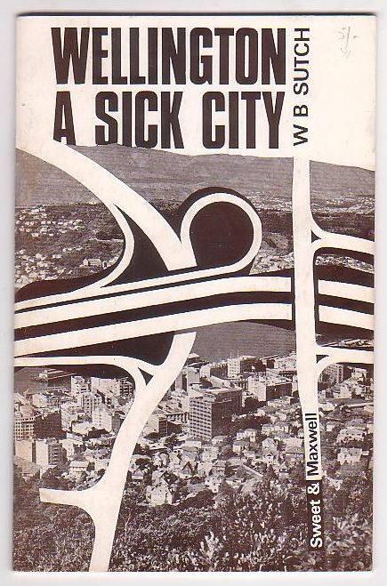 Image for Wellington: A Sick City