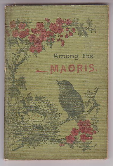 Image for Among the Maoris: Scenes and Sights in Days Gone By in New Zealand