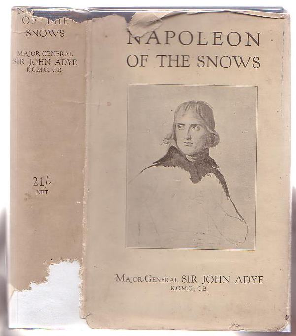 Image for Napoleon of the Snows