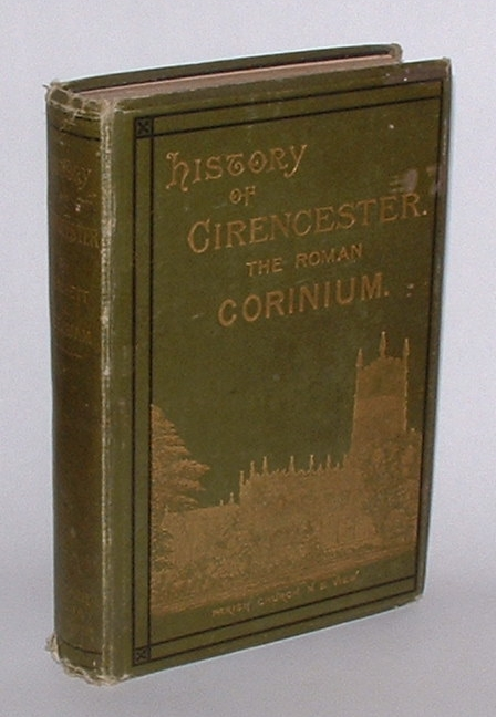 Image for History of Cirencester and the Roman City Corinium