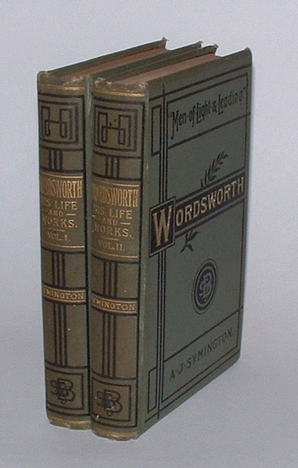 Image for William Wordsworth: A Biographical Sketch, with Selections from his Writings in Poetry and Prose [Two volumes]