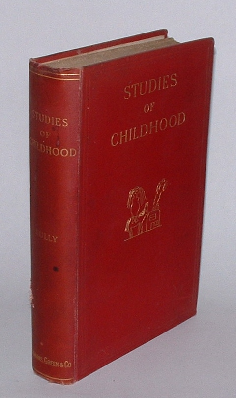 Image for Studies of Childhood