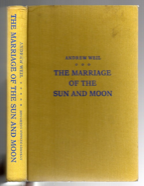 Image for The Marriage of the Sun and Moon: A Quest for Unity in Consciousness