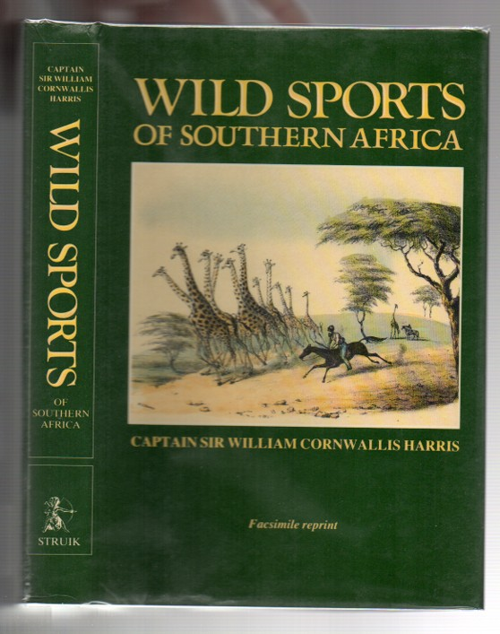 Image for The Wild Sports of Southern Africa