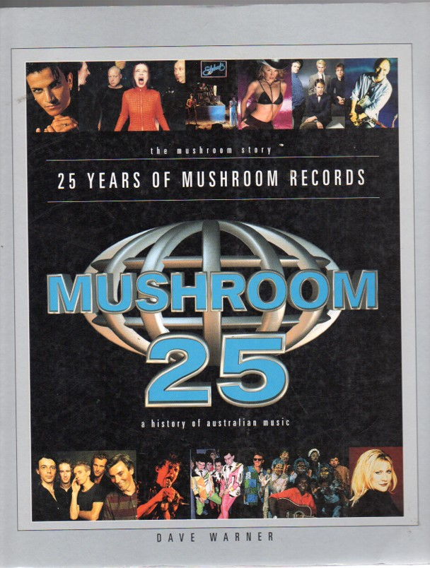 Image for 25 Years of Mushroom Records