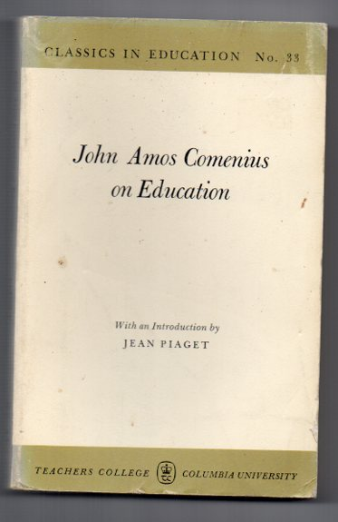 Image for John Amos Comenius on Education
