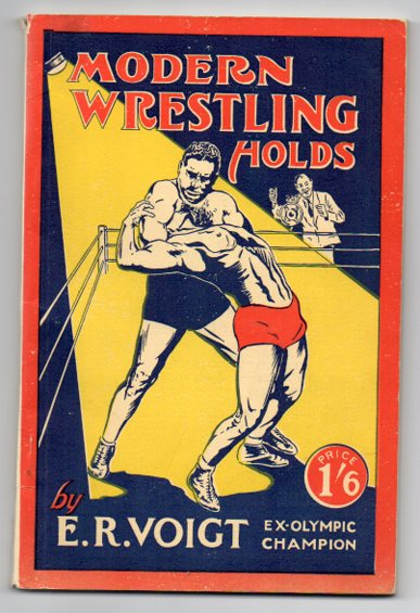 Image for Modern Wrestling Holds
