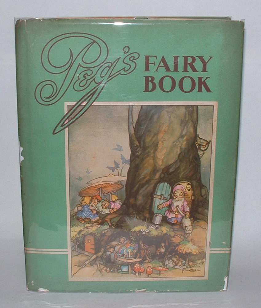 Image for Peg's Fairy Book