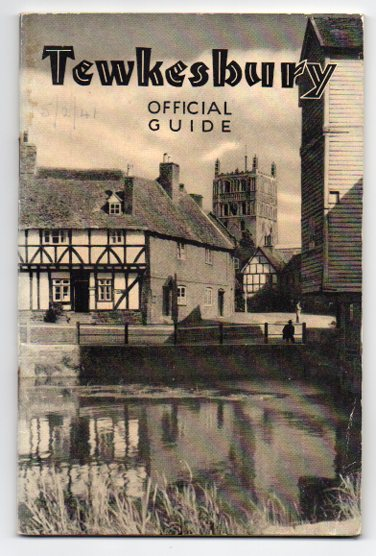 Image for Tewkesbury Official Guide
