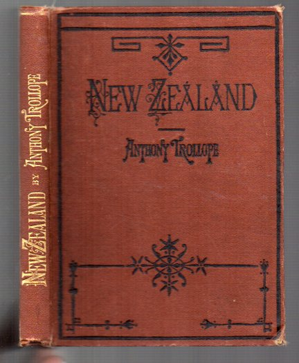 "Image for New Zealand: Being a Portion of the Work Entitled ""Australia and New Zealand,"" by the same author"