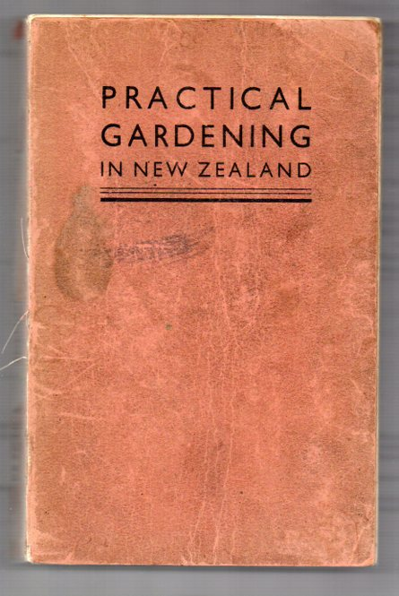 Image for Practical Gardening in New Zealand
