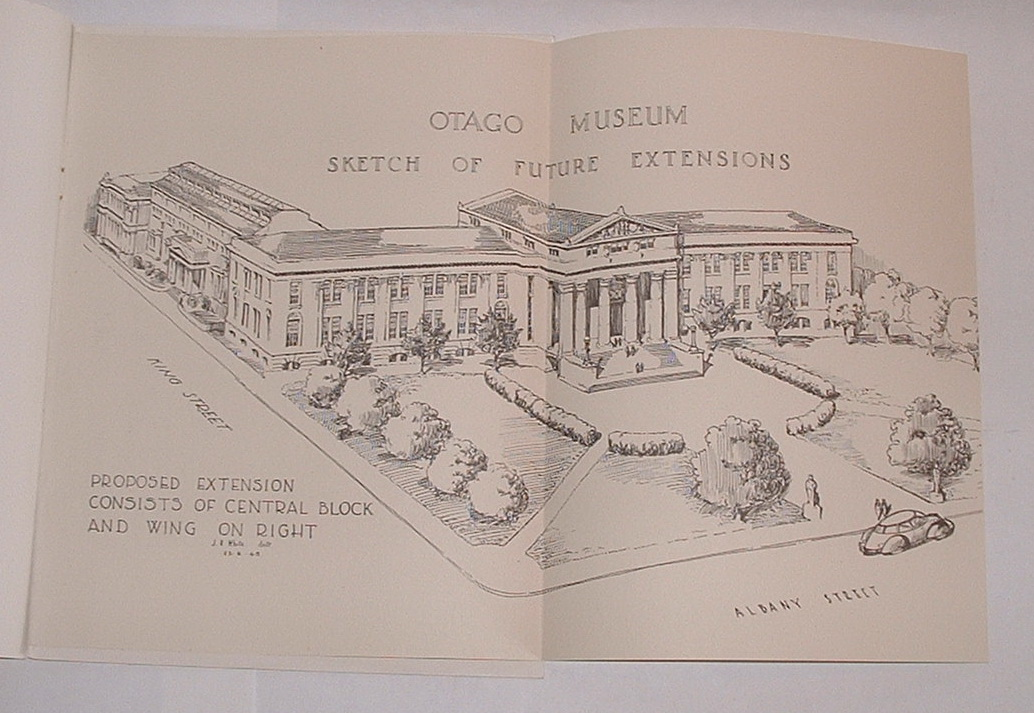Image for Otago Museum Annual Report for the Year 1944
