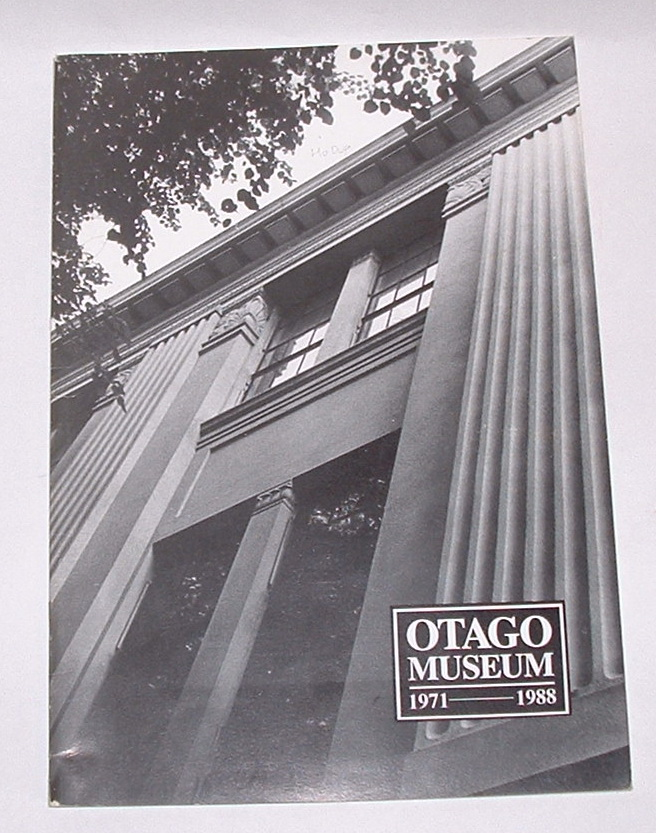 Image for Otago Museum 1971-1988: Review and Annual Report