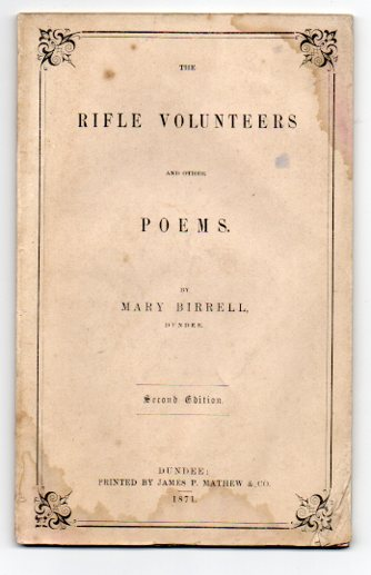 Image for The Rifle Volunteers and other Poems