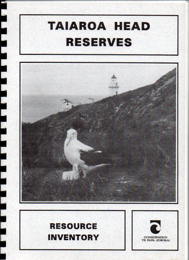 Image for Taiaroa Head Reserves Resource Inventory
