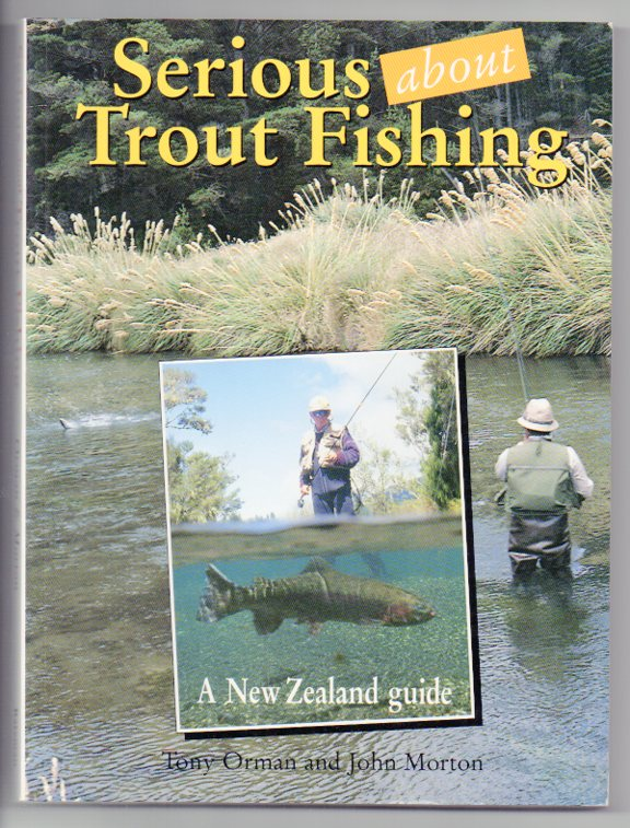 Image for Serious about Trout Fishing