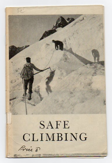 Image for Safe Climbing