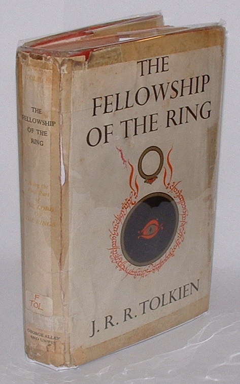 Image for The Fellowship of the Ring: Being the First Part of the Lord of the Rings