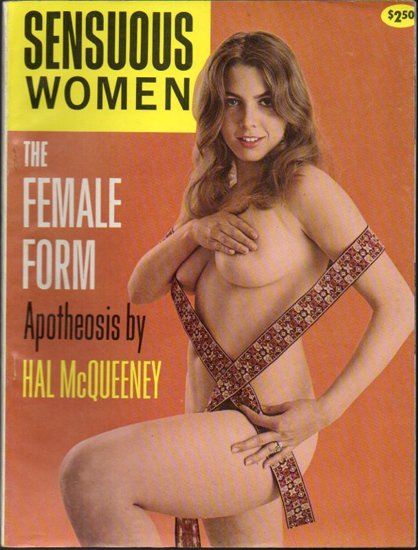 Image for Figure Photography Quarterly: Sensuous Women - The Female Form - Apotheosis by Hal McQueeney