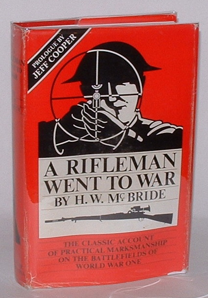 Image for A Rifleman Went to War