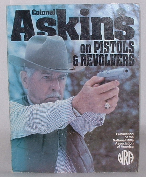 Image for Askins on Pistols & Revolvers