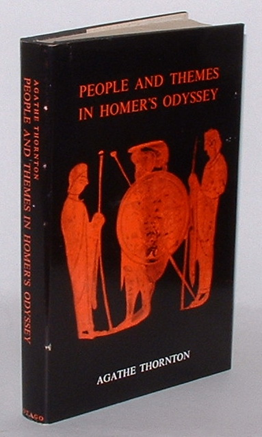 Image for People and Themes in Homer's Odyssey