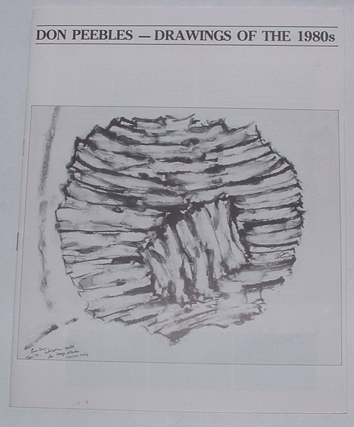 Image for Don Peebles: Drawings of the 1980s [exhibition catalogue]
