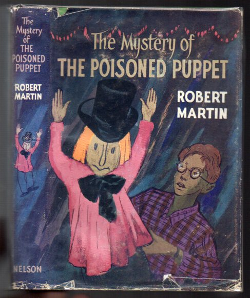 Image for The Mystery of the Poisoned Puppet