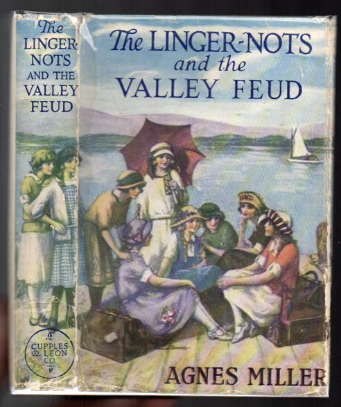 Image for The Linger-Nots and the Valley Feud or The Great West Point Chain