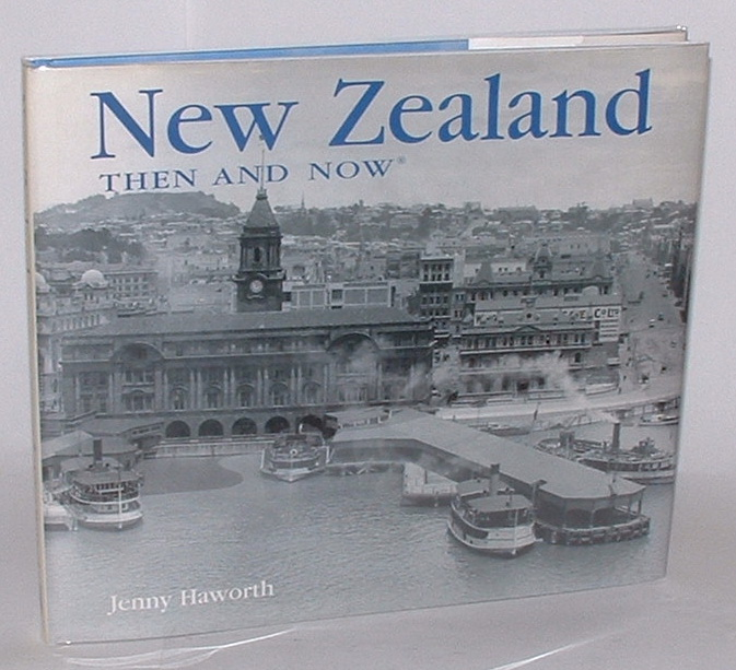 Image for New Zealand Then & Now