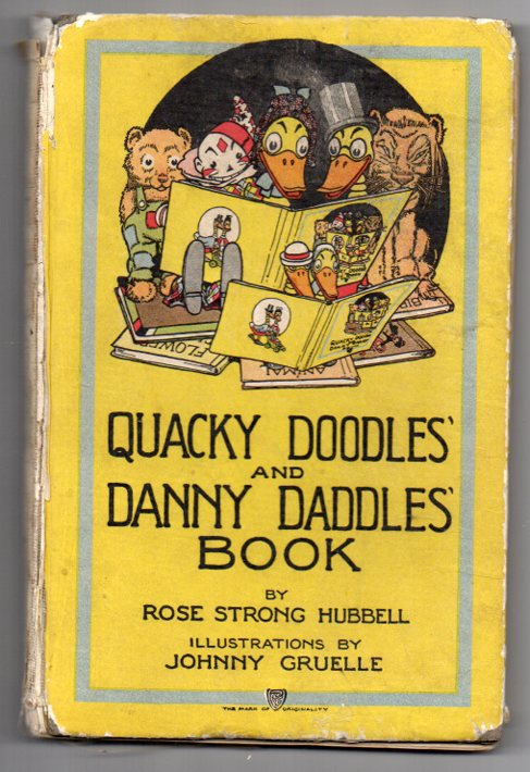 Image for Quacky Doodles' and Danny Daddles' Book
