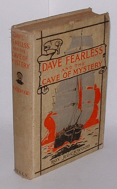 Image for Dave Fearless and the Cave of Mystery or Adrift on the Pacific