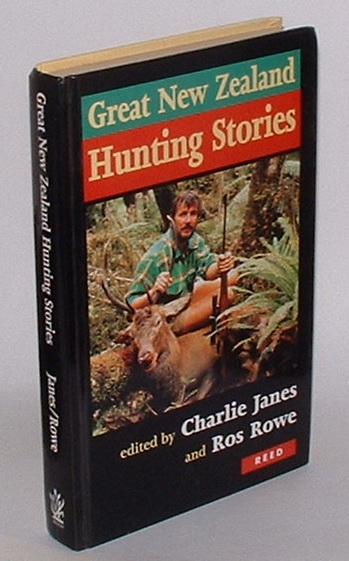 Image for Great New Zealand Hunting Stories