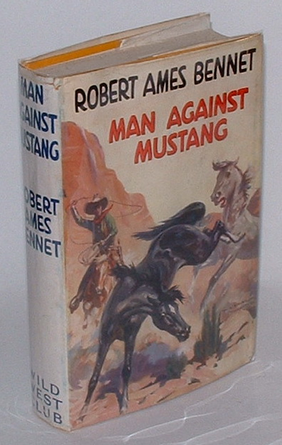 Image for Man Against Mustang