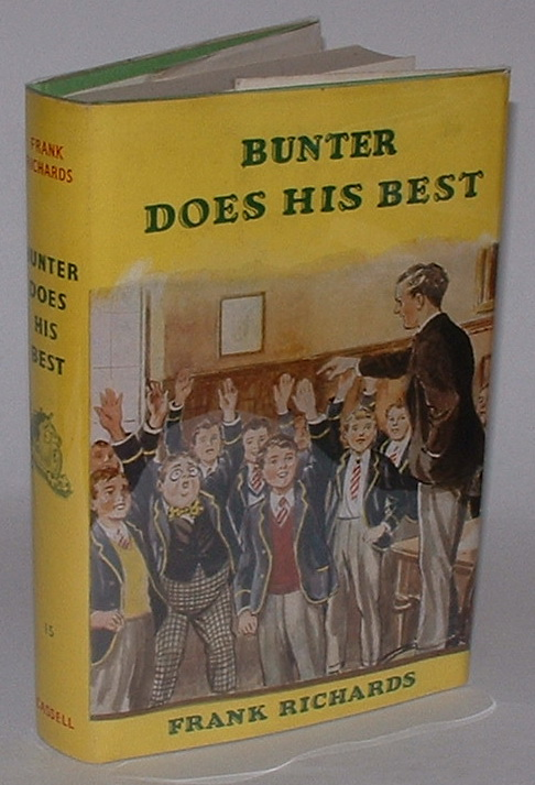 Image for Bunter Does His Best