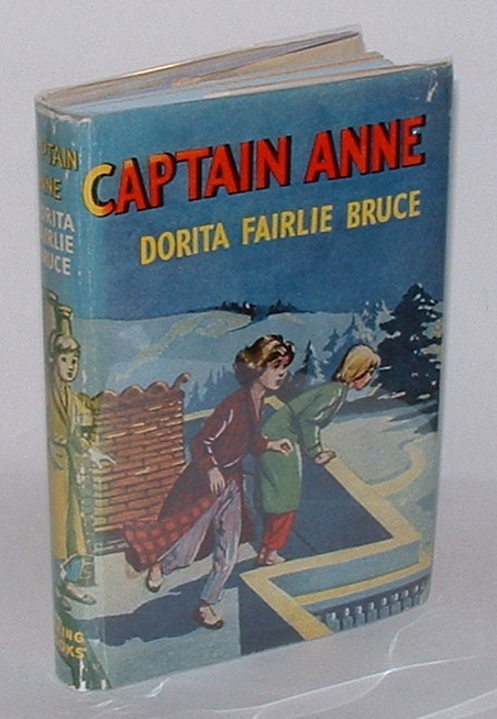 Image for Captain Anne