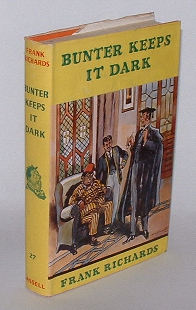 Image for Bunter Keeps it Dark
