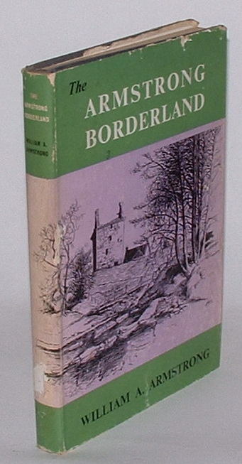 Image for The Armstrong Borderland: A re-assessment of certain aspects of Border History