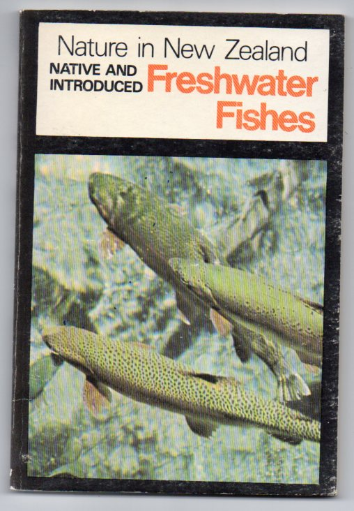 Image for Nature in New Zealand: Native and Introduced Freshwater Fishes